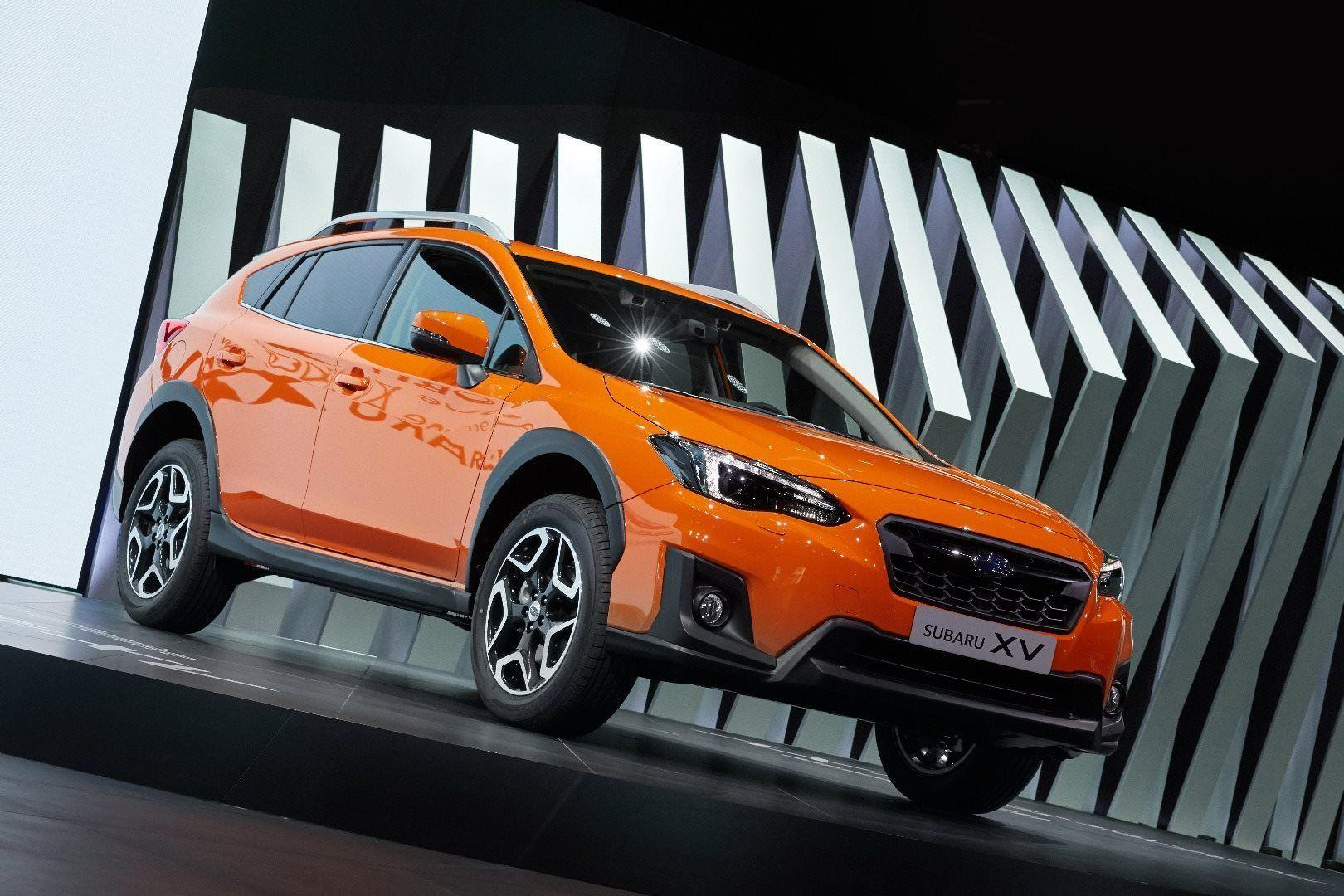ALL-NEW SUBARU XV WINS JNCAP GRAND PRIX AWARD FOR TOP SAFETY SCORE